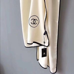 Chanel gorgeous gift scarf